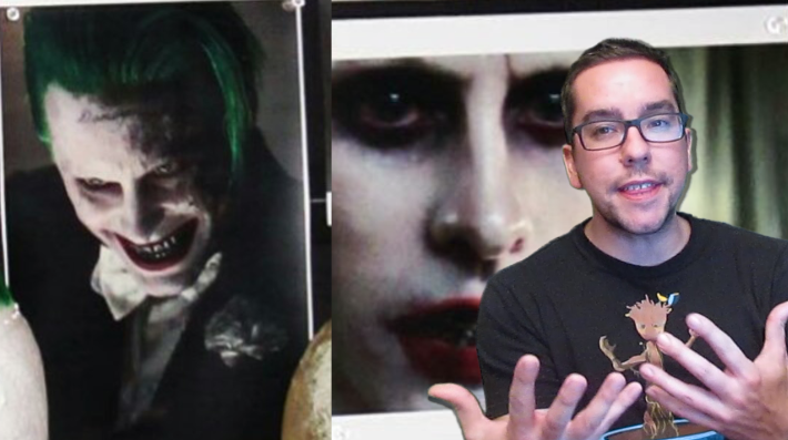 New Joker Images From Suicide Squad Deleted Scenes Show Up
